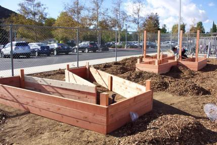 Gardening Squared at Redwood