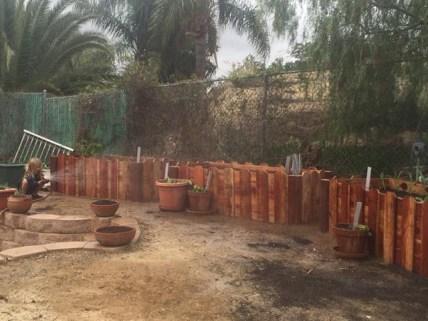 Jonelle's garden