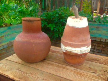 Mark's Olla pots